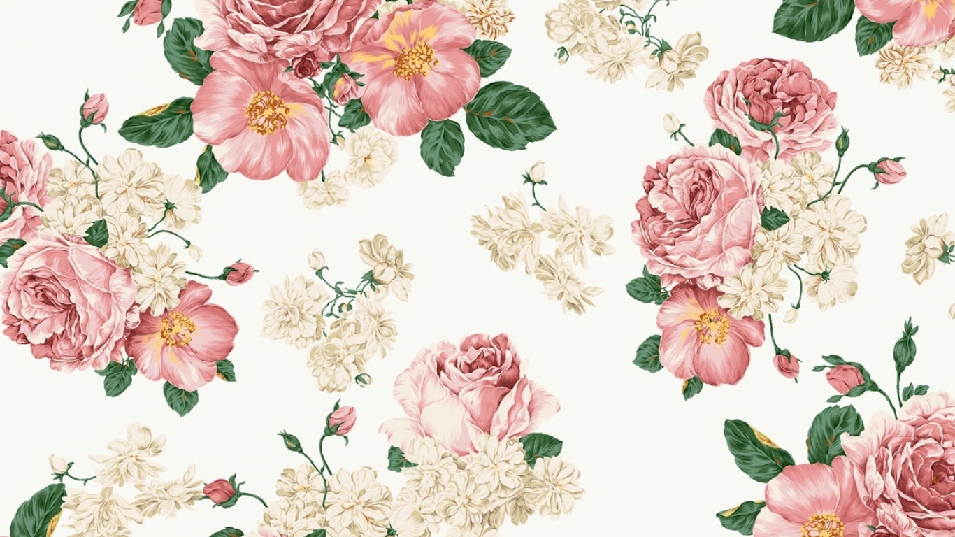 Tumblr Floral Wallpaper