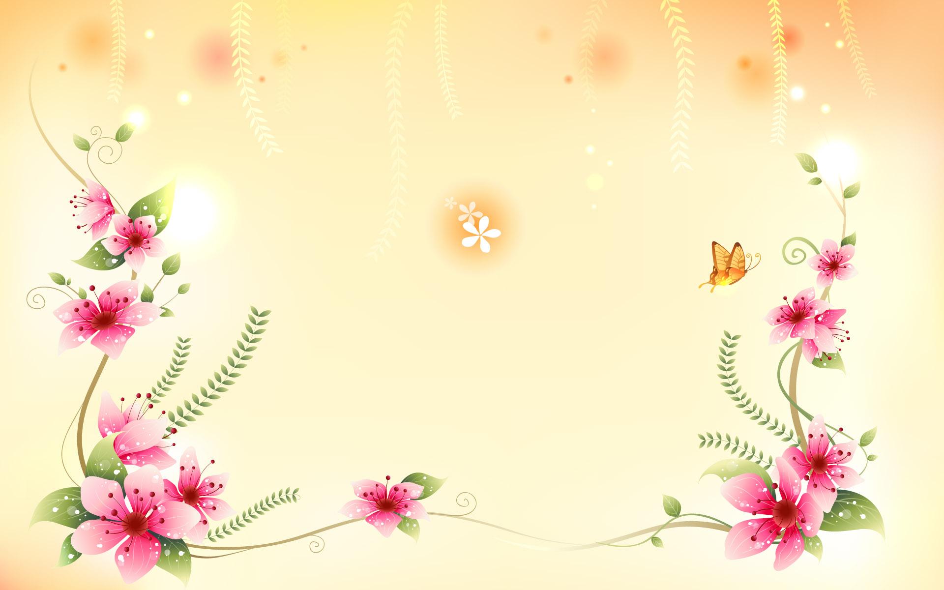 Flower Wallpaper Designs Wallpapers High Definition Abstract Src
