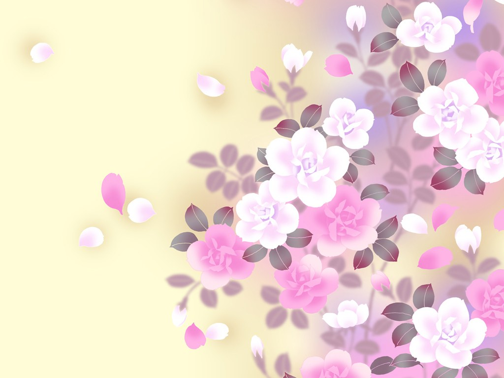 Collection Of Flower Design Wallpaper On HDWallpapers