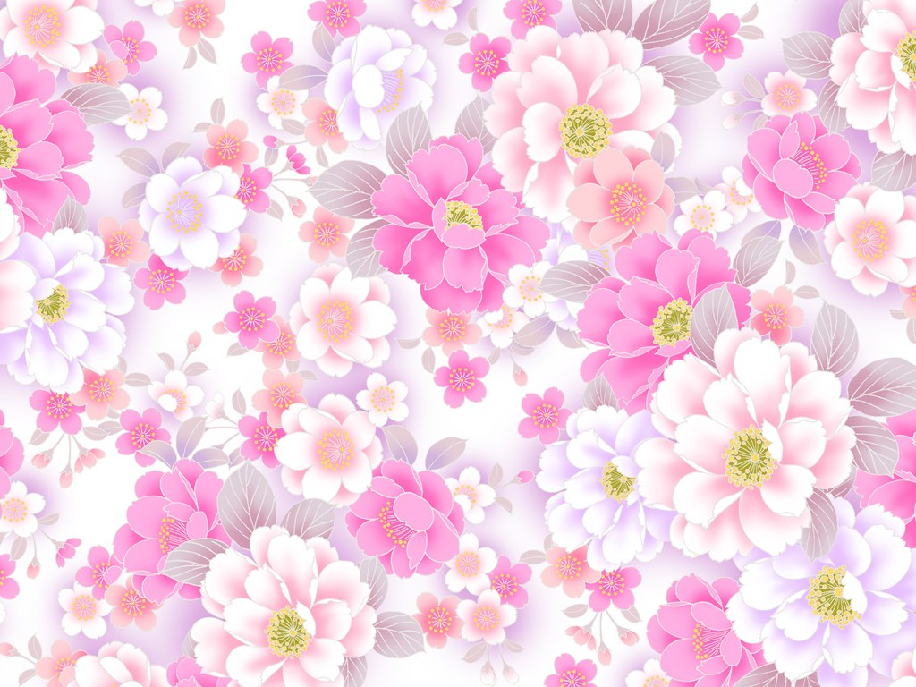 Flower Design Wallpaper Sf Wallpaper