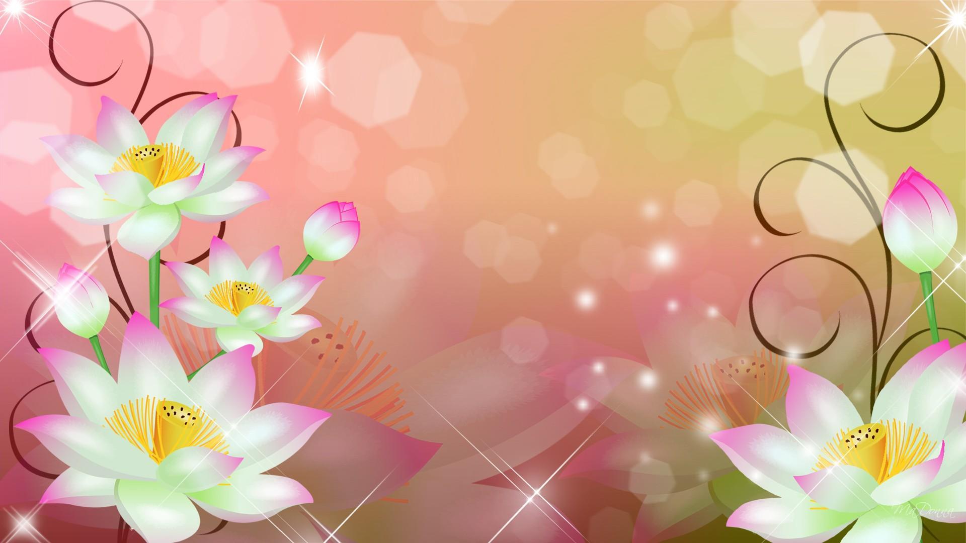 Flower Wallpaper Backgrounds Group (89+)