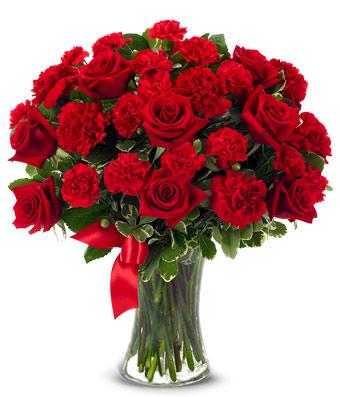 Love Flowers | Romantic Flowers | FromYouFlowers