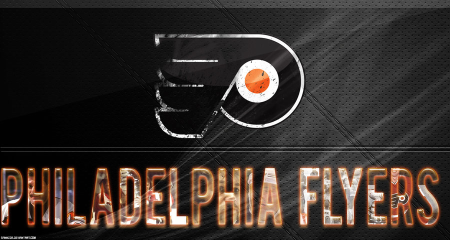 Philadelphia Flyers Wallpaper by quackeration on DeviantArt