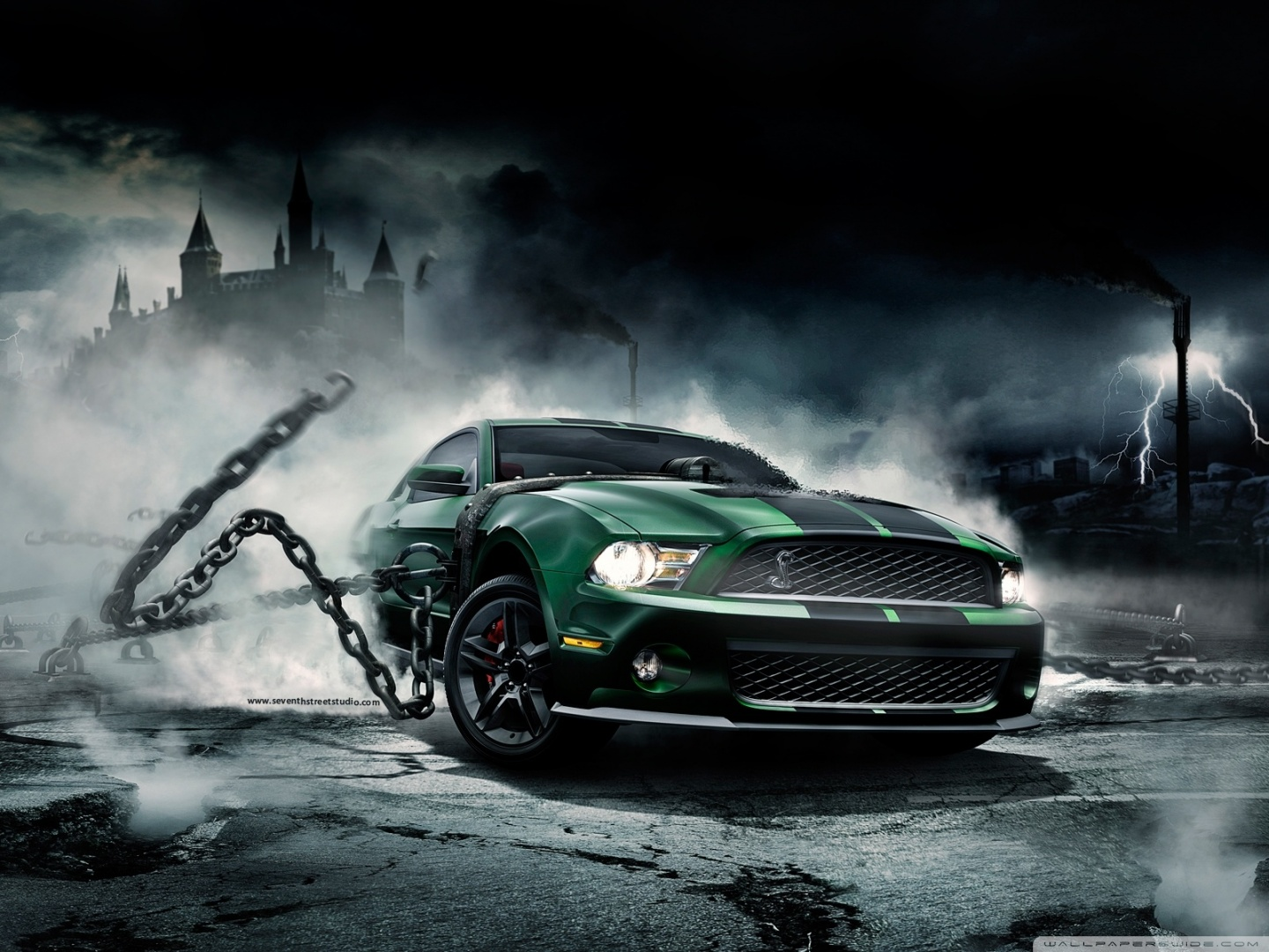 ford mustang shelby wallpaper - sf wallpaper