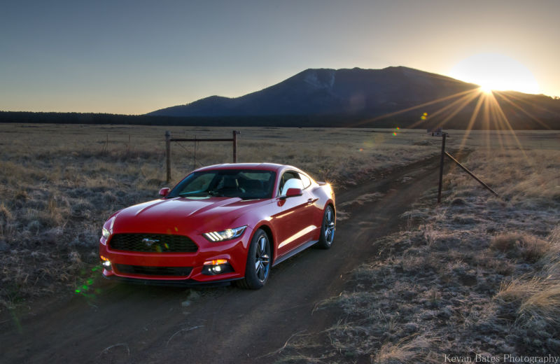 Your Ridiculously Awesome New Ford Mustang Wallpaper Is Here
