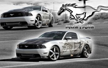 676 Ford Mustang HD Wallpapers | Backgrounds - Wallpaper Abyss