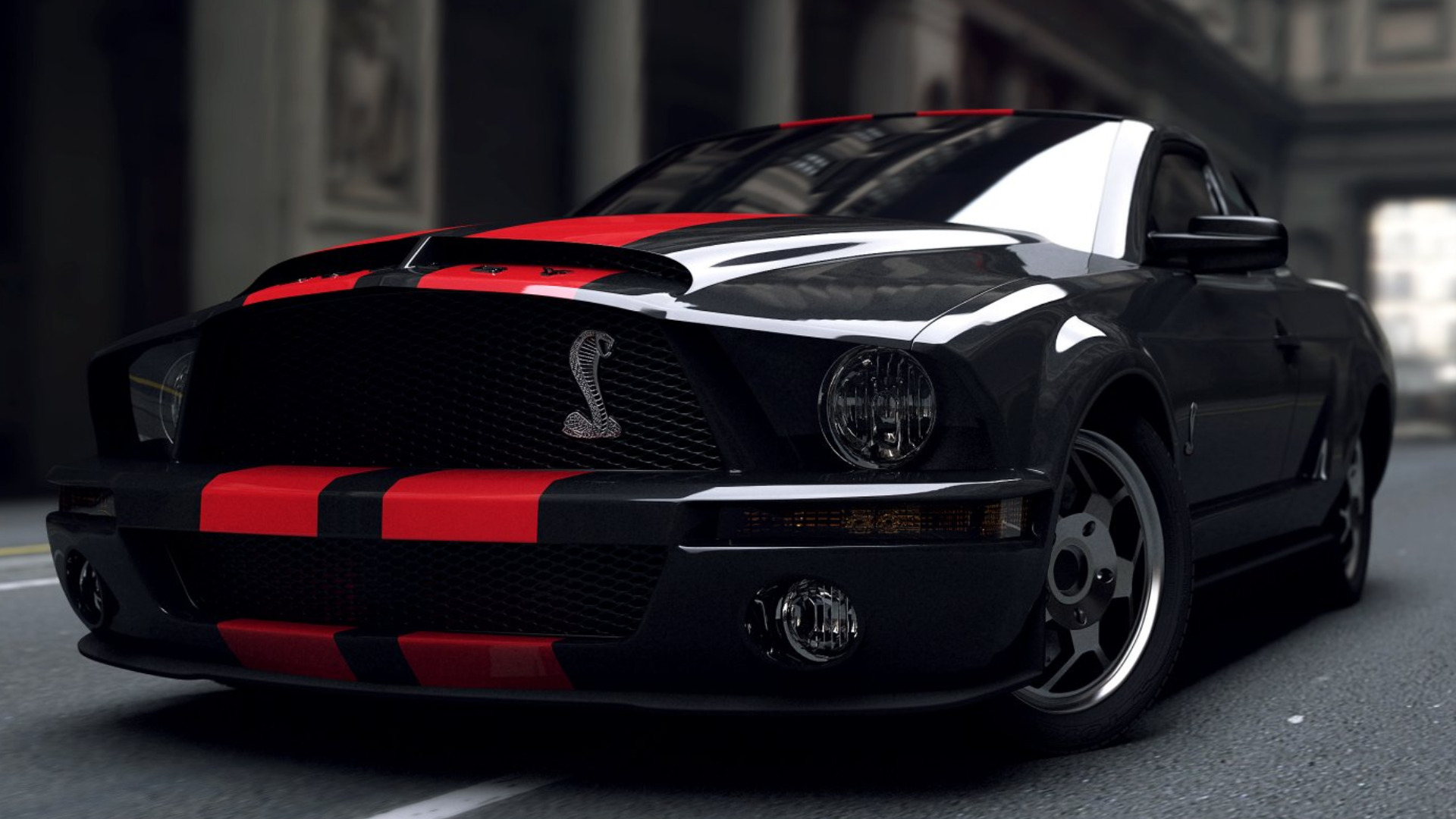 Ford Mustang HD Wallpapers 1080p - HD Wallpapers Pop