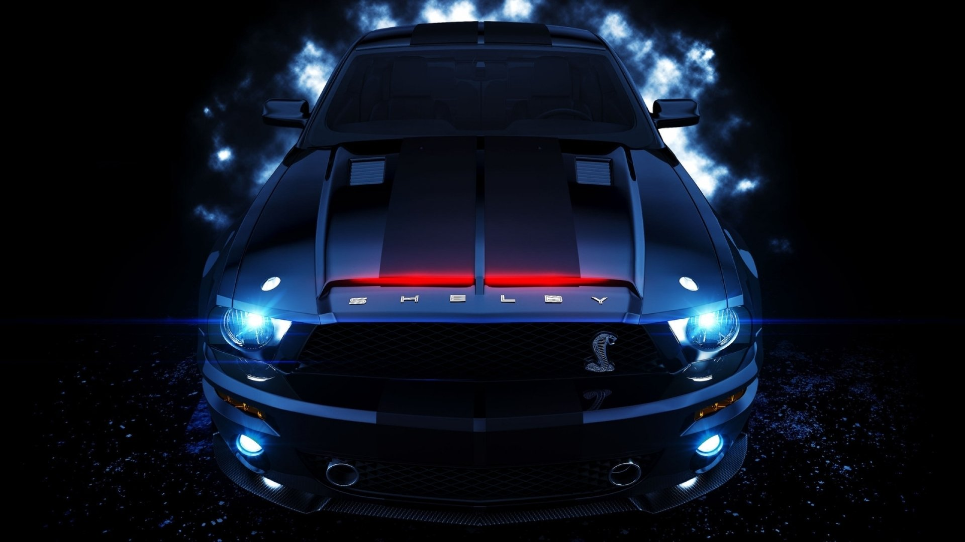 74 Ford Mustang Shelby GT500 HD Wallpapers | Backgrounds