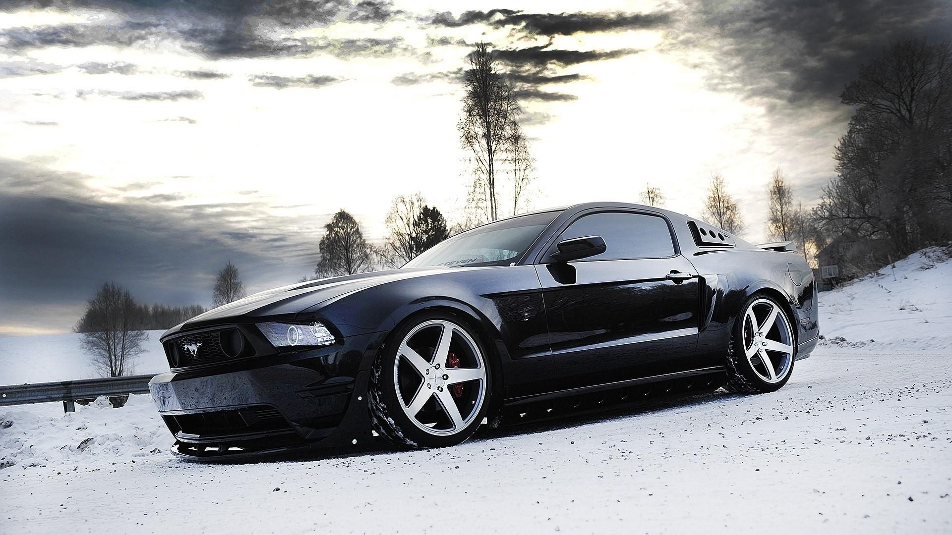 Mustang HD Wallpaper High Quality | PixelsTalk Net