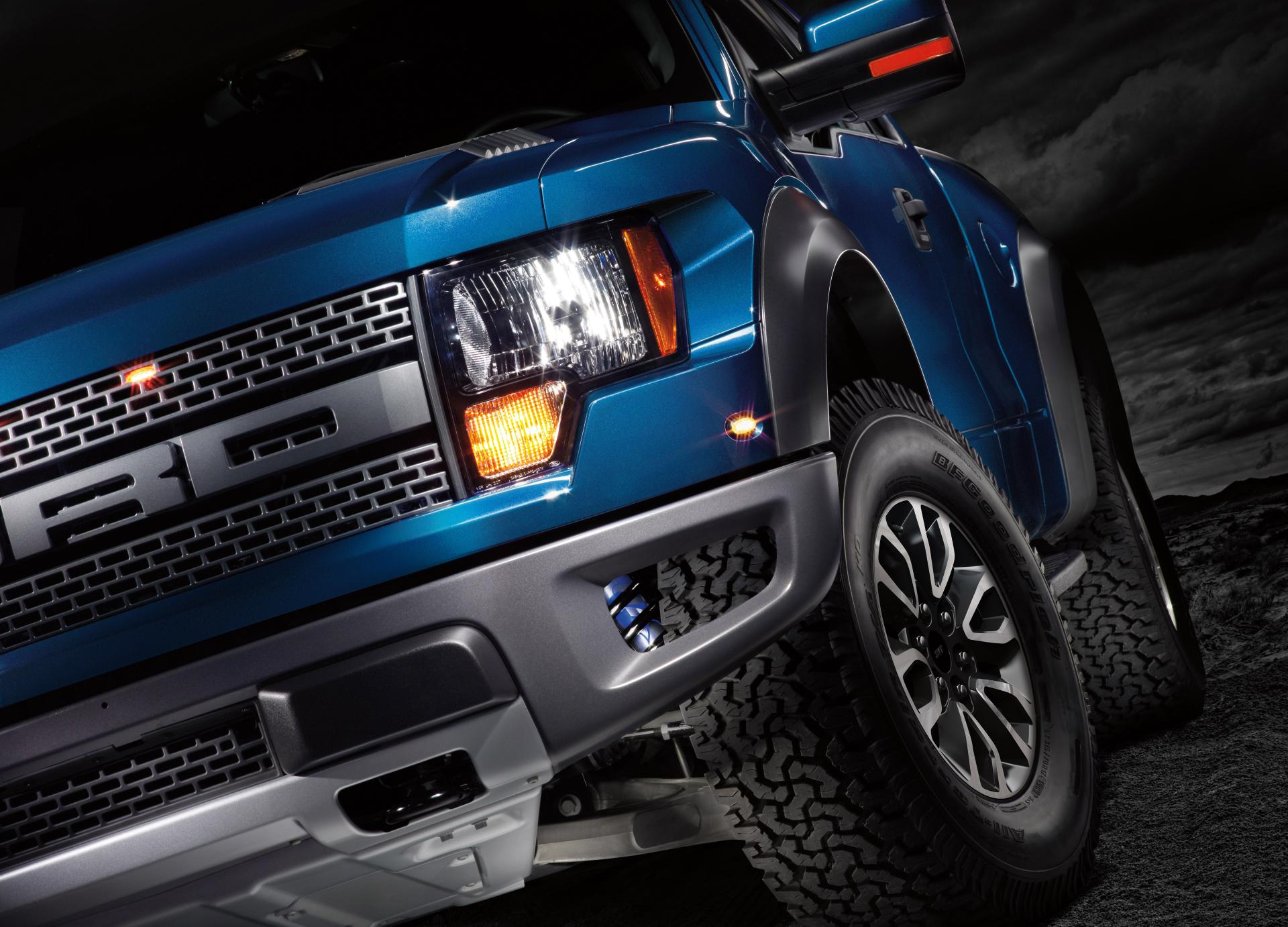 Ford Truck Wallpaper Page 1