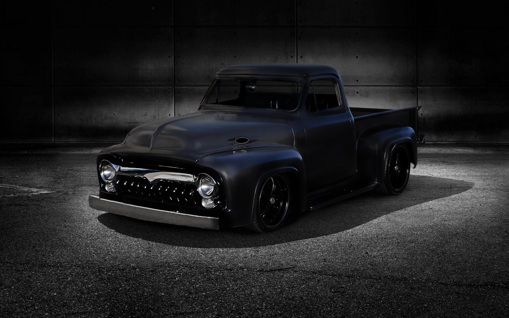 Classic Ford Truck Wallpaper Desktop #11355 Wallpaper | High