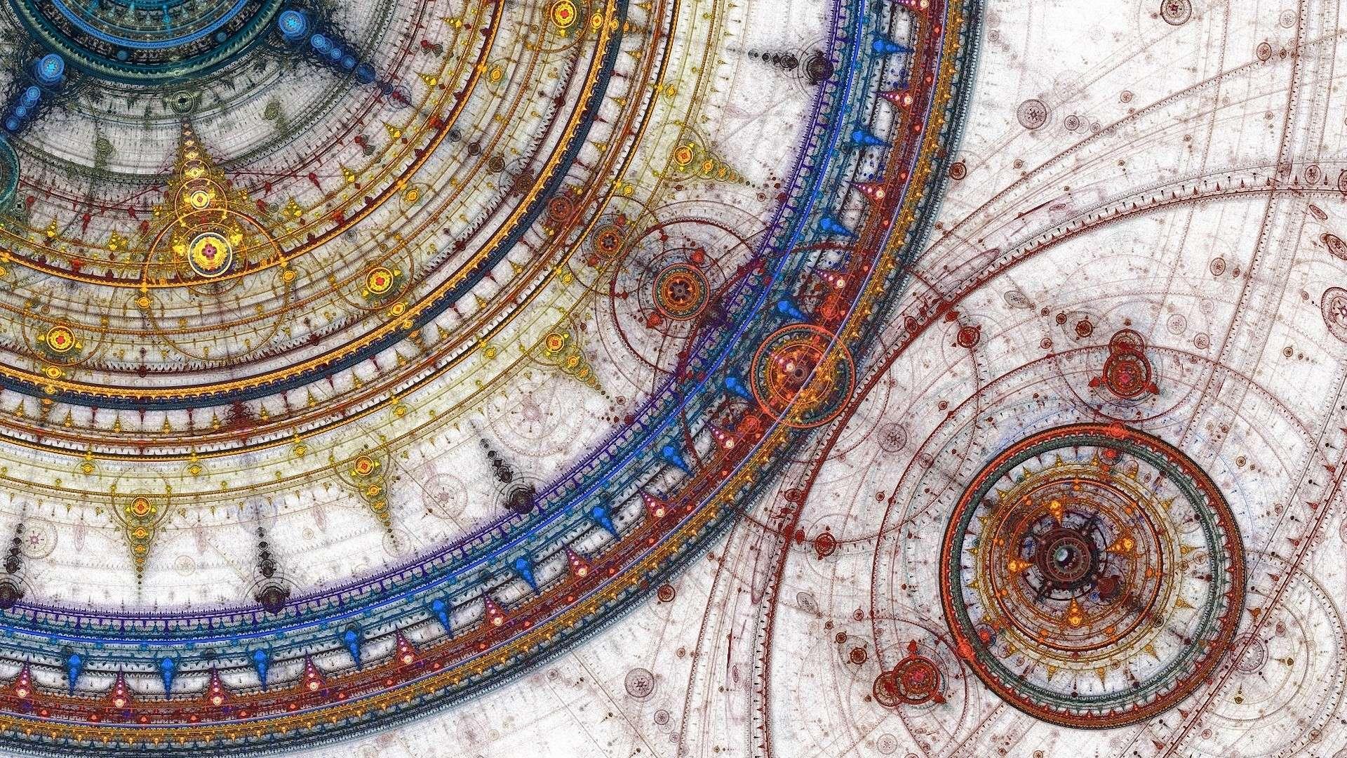 50 Fractal Wallpaper Pictures