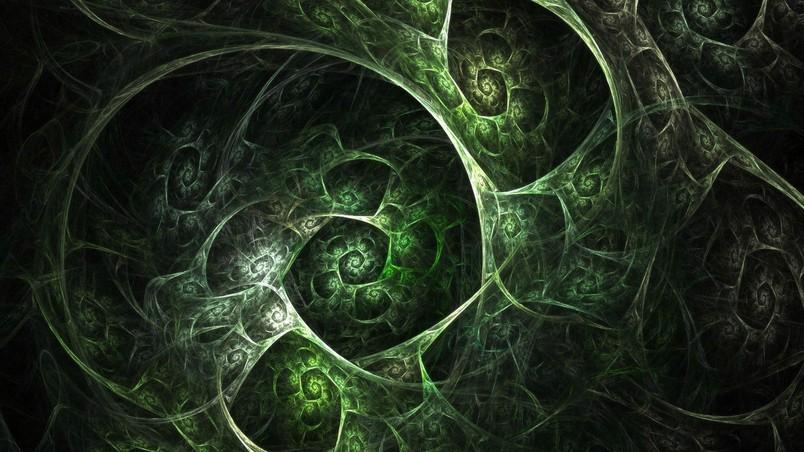 Beautiful fractal HD Wallpaper - WallpaperFX