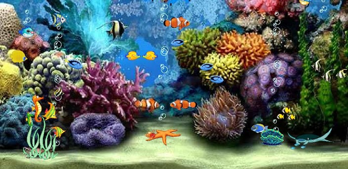 Aquarium Free Live Wallpaper - WallpaperSafari