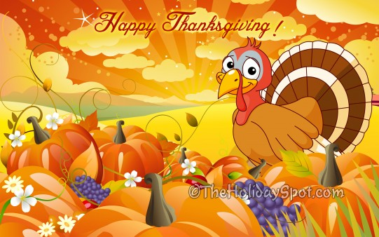 Free Desktop Backgrounds For Thanksgiving Page 1