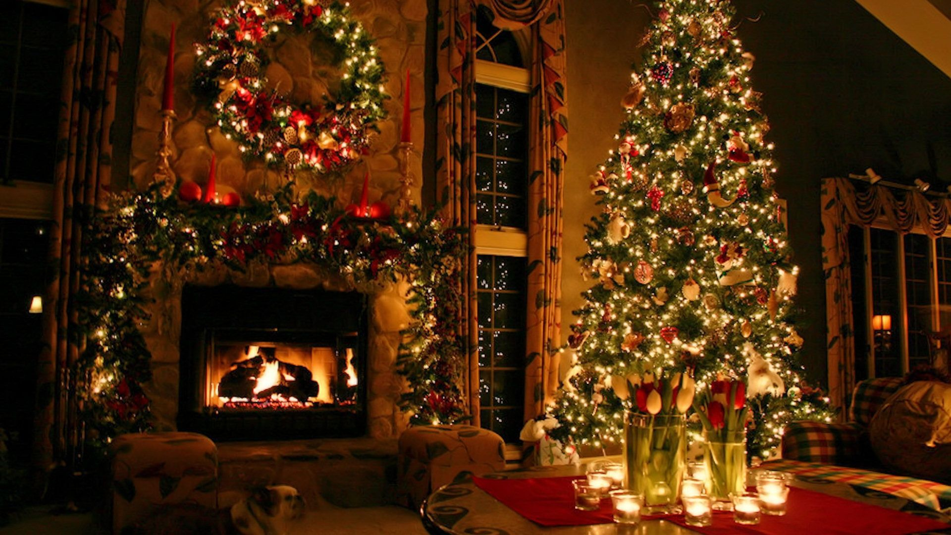 20 HD Christmas Wallpapers for Desktop Free - Download Here