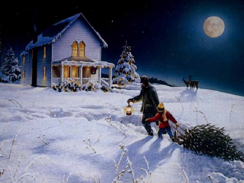 Christmas Wallpaper Desktop Free