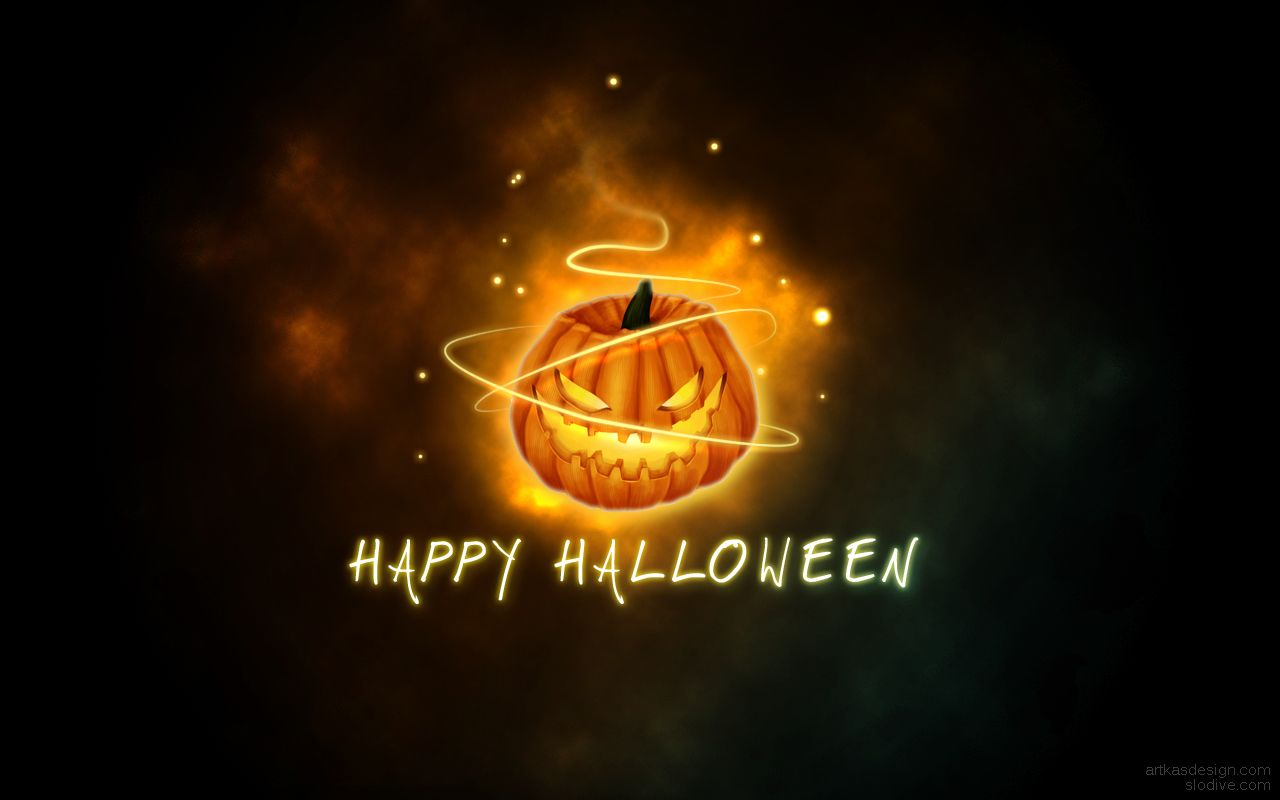 Free Wallpapers For Halloween Group (80+)