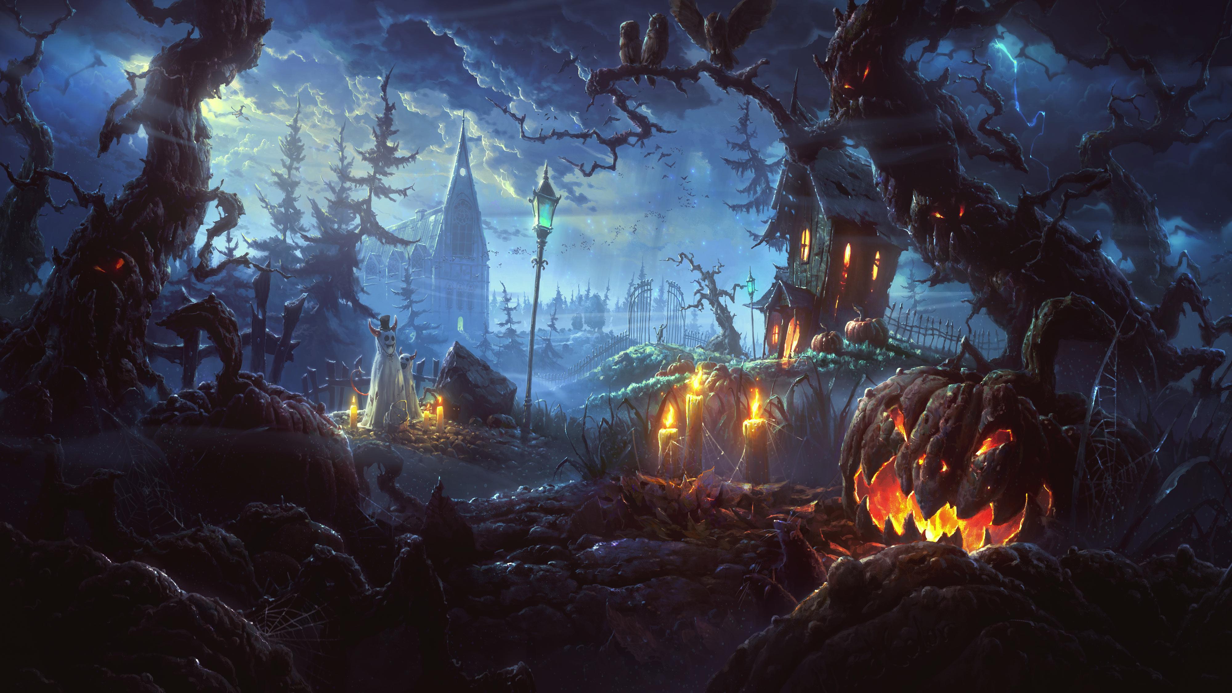 Halloween Wallpapers, Halloween Backgrounds, Halloween Images