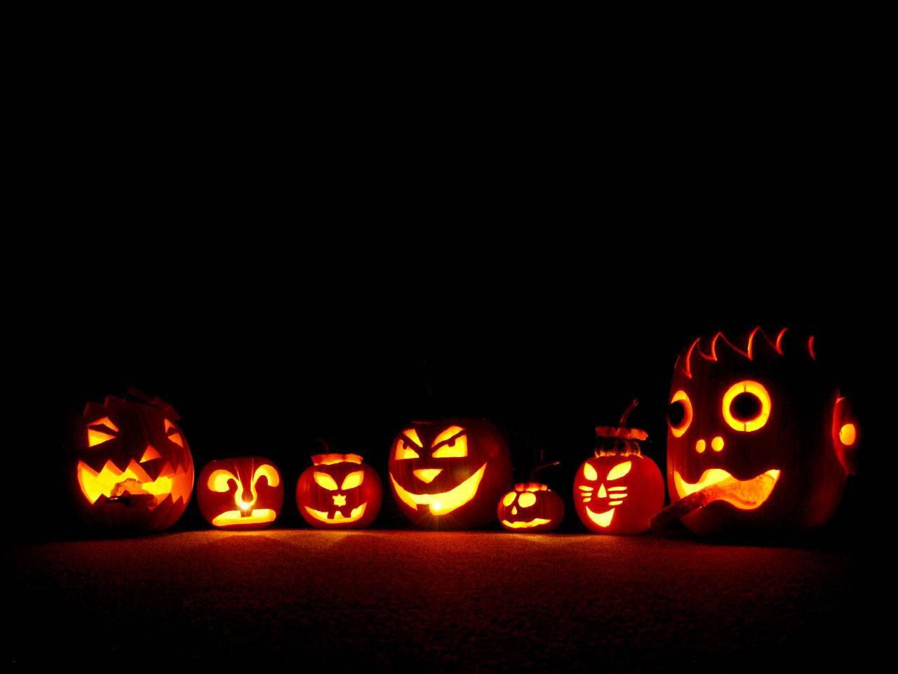 halloween free desktop wallpaper #1