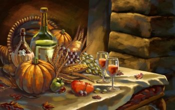 69 Thanksgiving HD Wallpapers | Backgrounds - Wallpaper Abyss