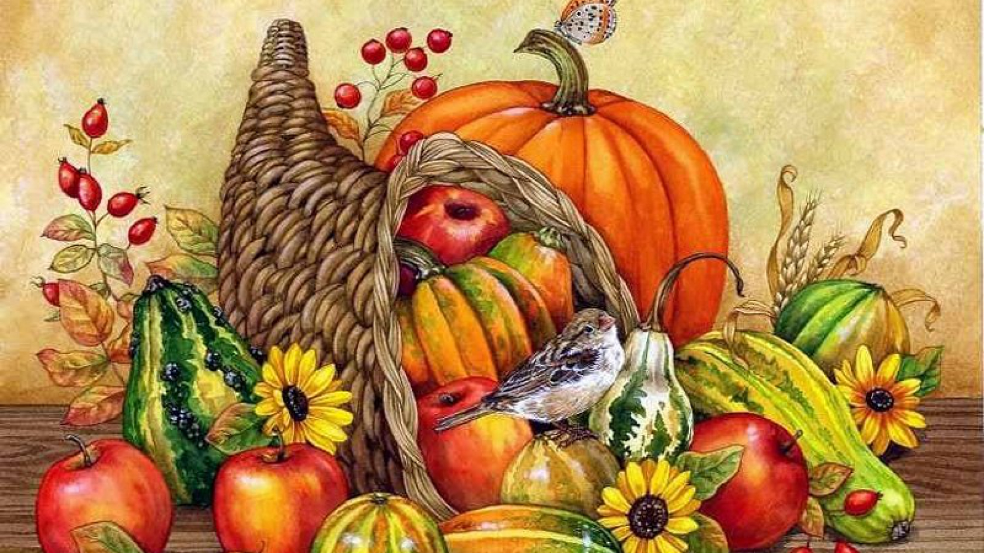 Collection of Free Desktop Wallpaper Thanksgiving on HDWallpapers