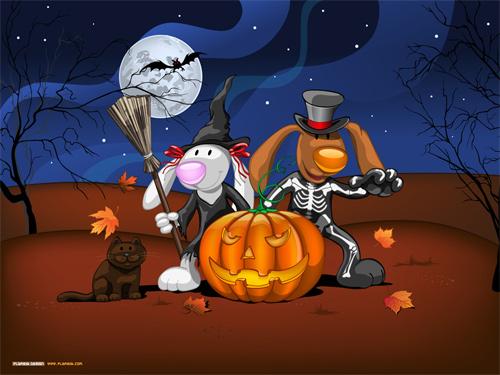 halloween free desktop wallpaper #20