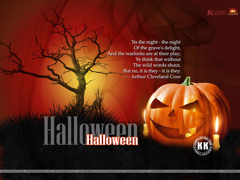 Halloween Free Desktop Wallpaper