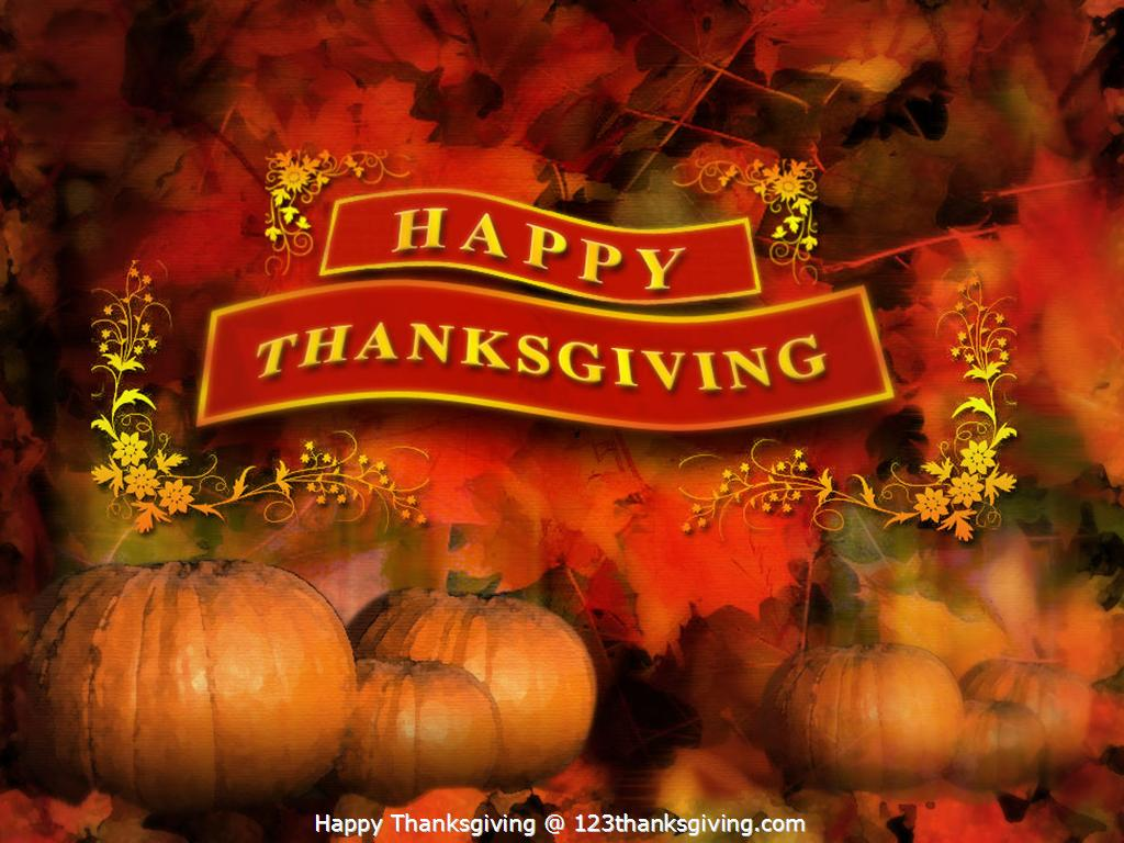 Desktop Wallpapers Thanksgiving Holiday - Wallpaper Cave