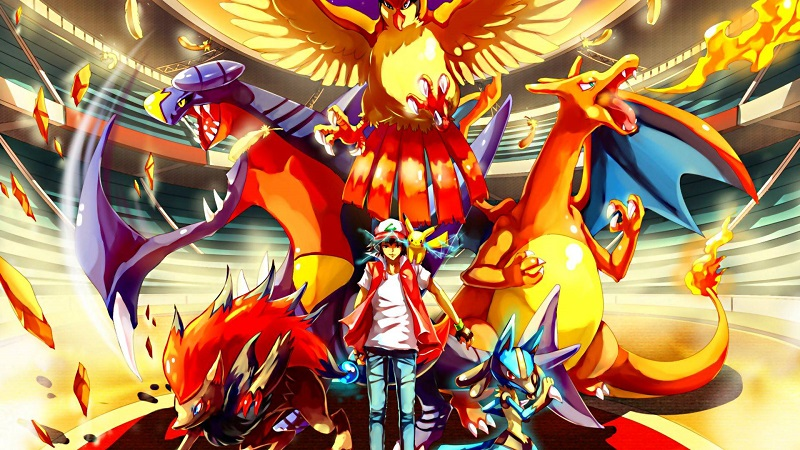 Free Download Pokemon Wallpapers Sf Wallpaper