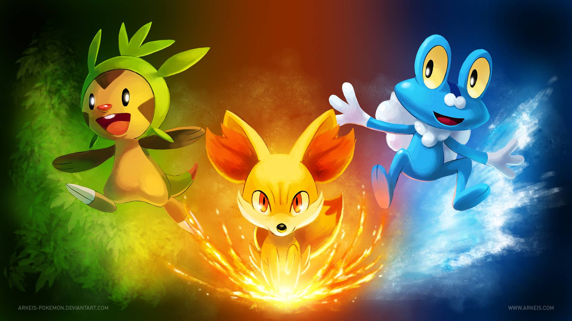 Pokemon HD Wallpapers - Wallpaper Cave