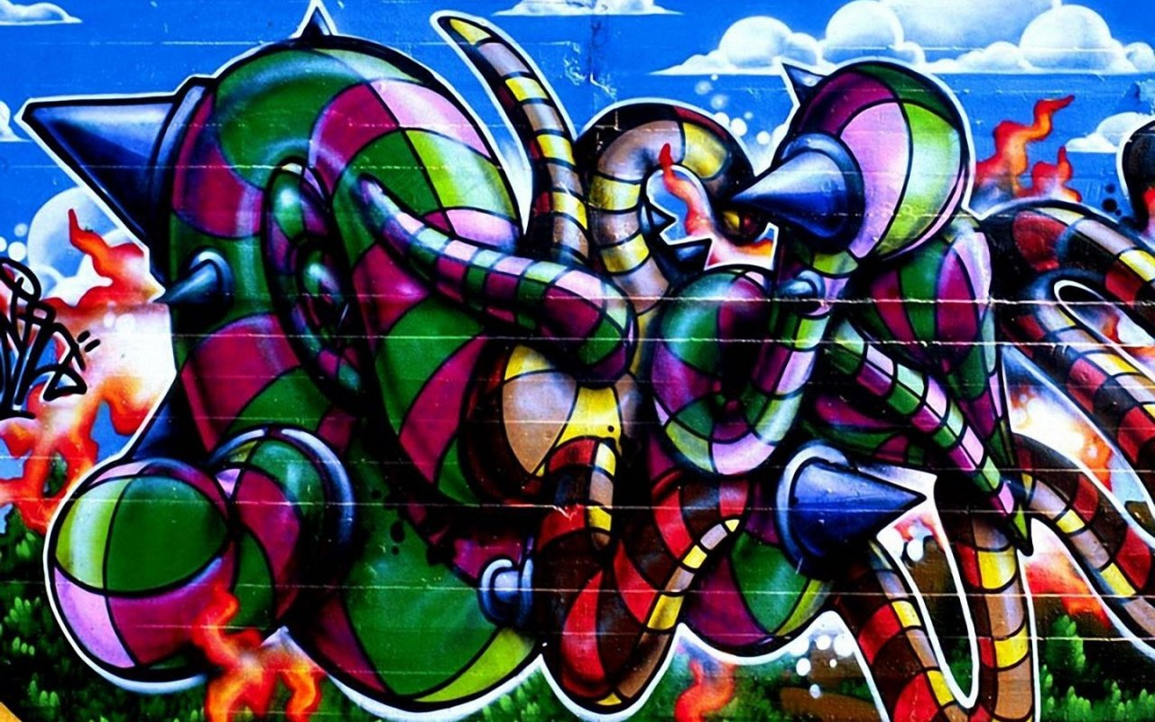 Graffiti Art Maker Free Download