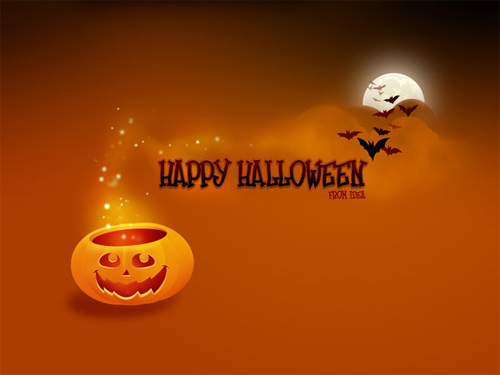 Best Free Halloween Desktop Wallpapers - Design DazzlingDesign