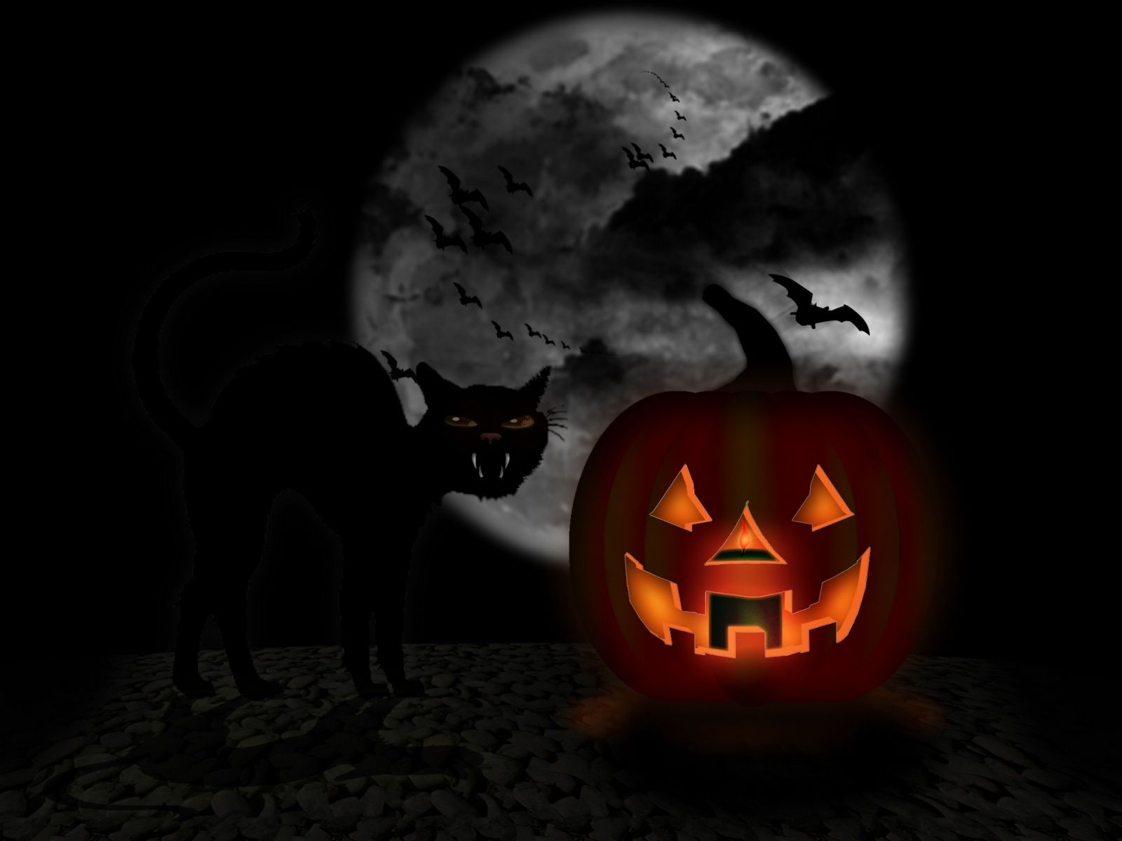 Halloween Wallpapers For Computer - Wallpaper Cave