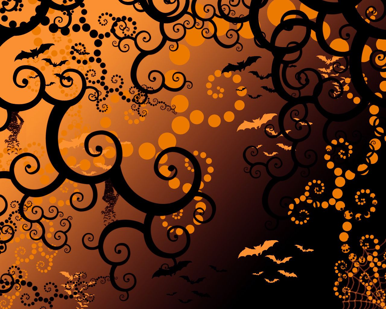 Free Spooky and Fun Halloween Wallpapers