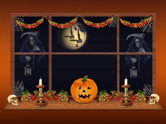 Collection of Halloween Wallpaper Free Downloads on HDWallpapers