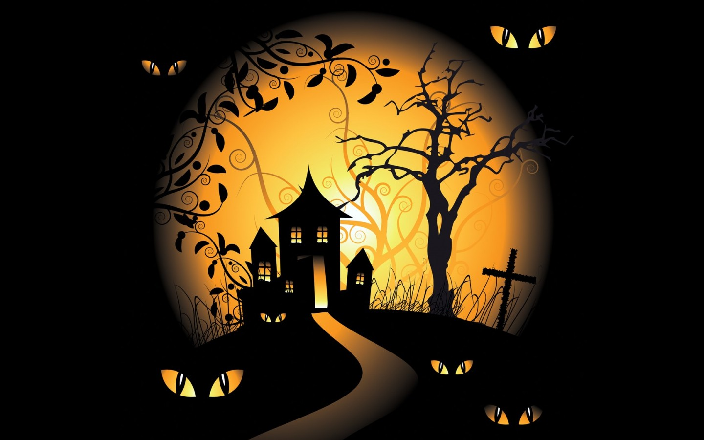 Free Hd Halloween Wallpaper