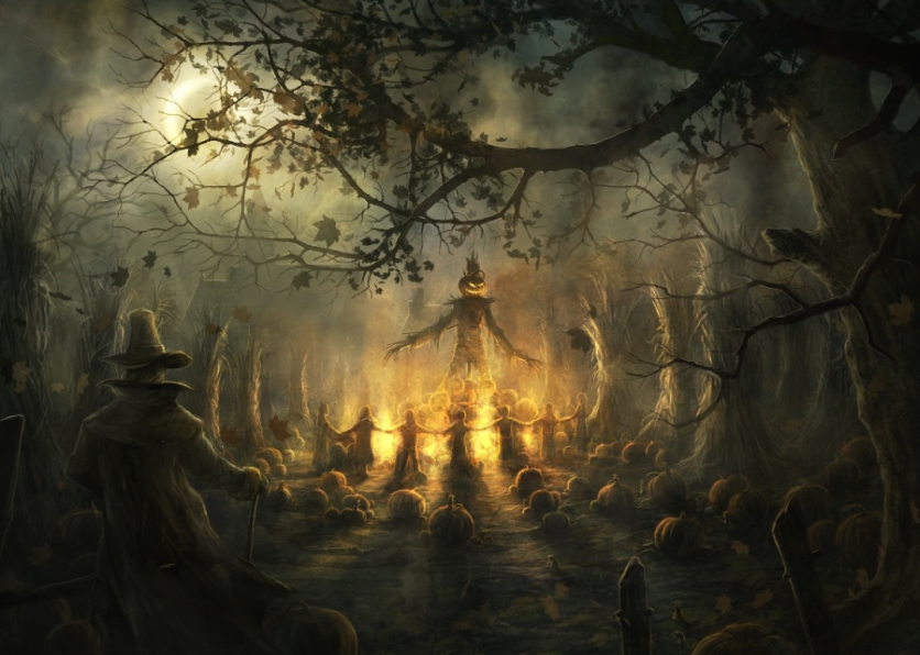 Collection of Best Halloween Wallpaper on HDWallpapers