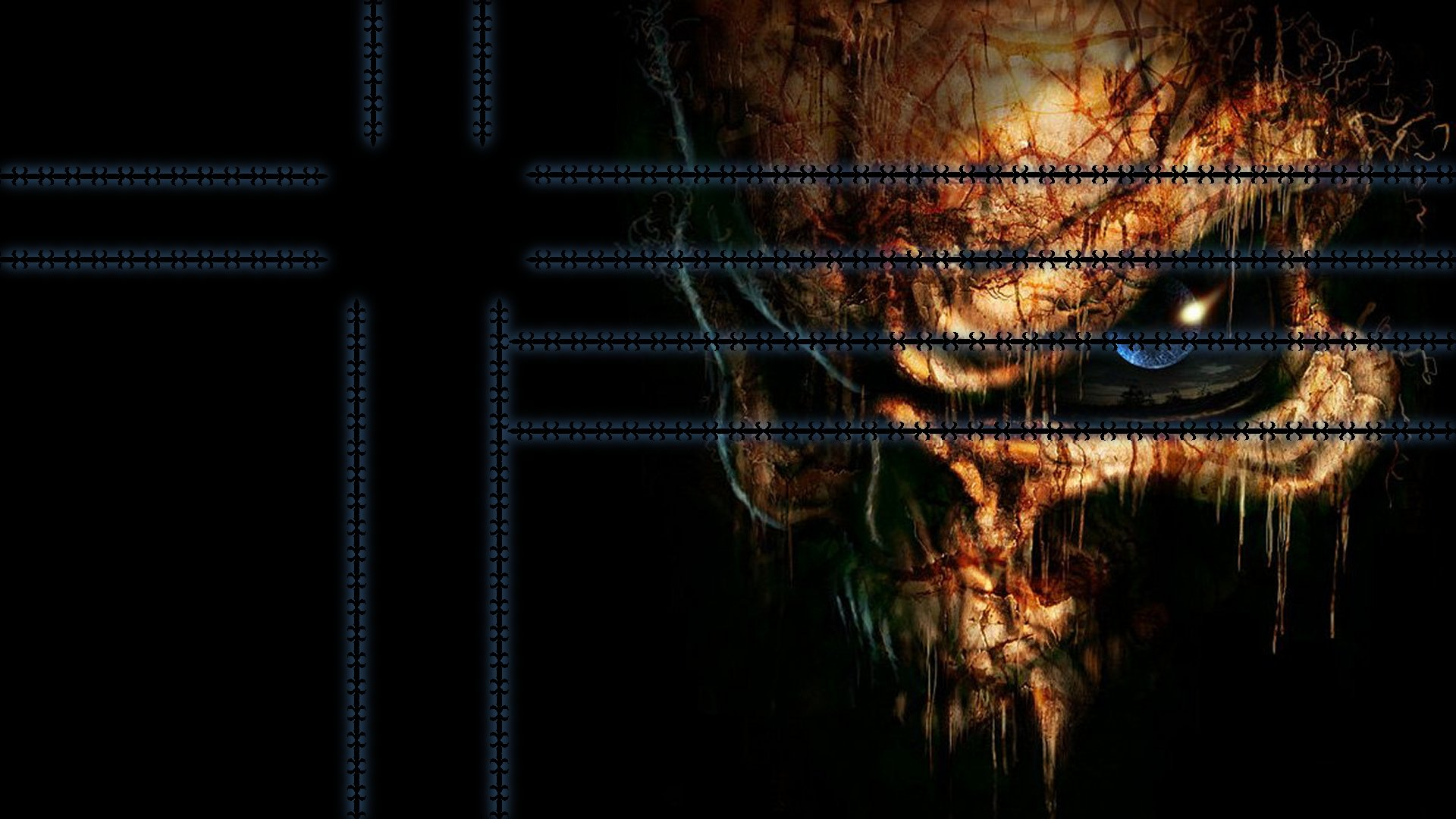 HD Skull Wallpapers 1080p - WallpaperSafari