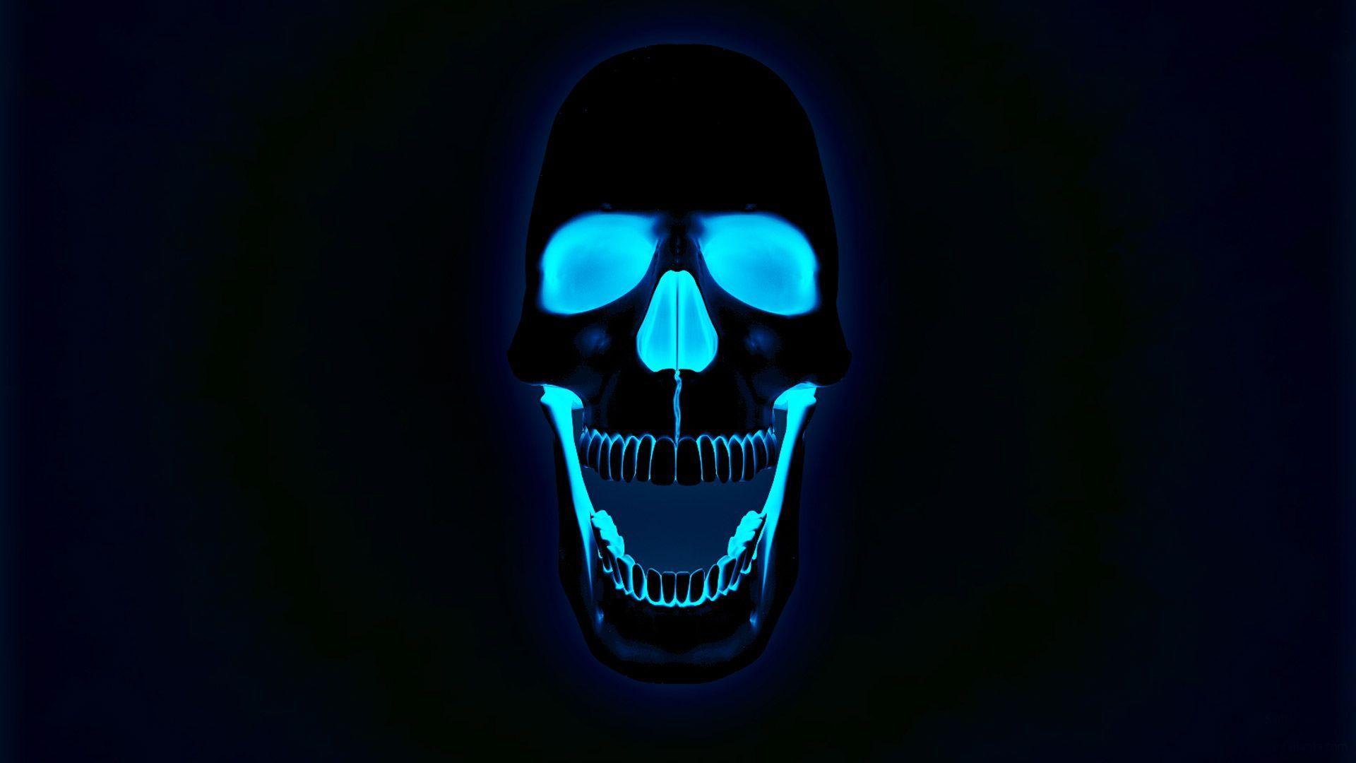 free hd skull wallpapers - sf wallpaper