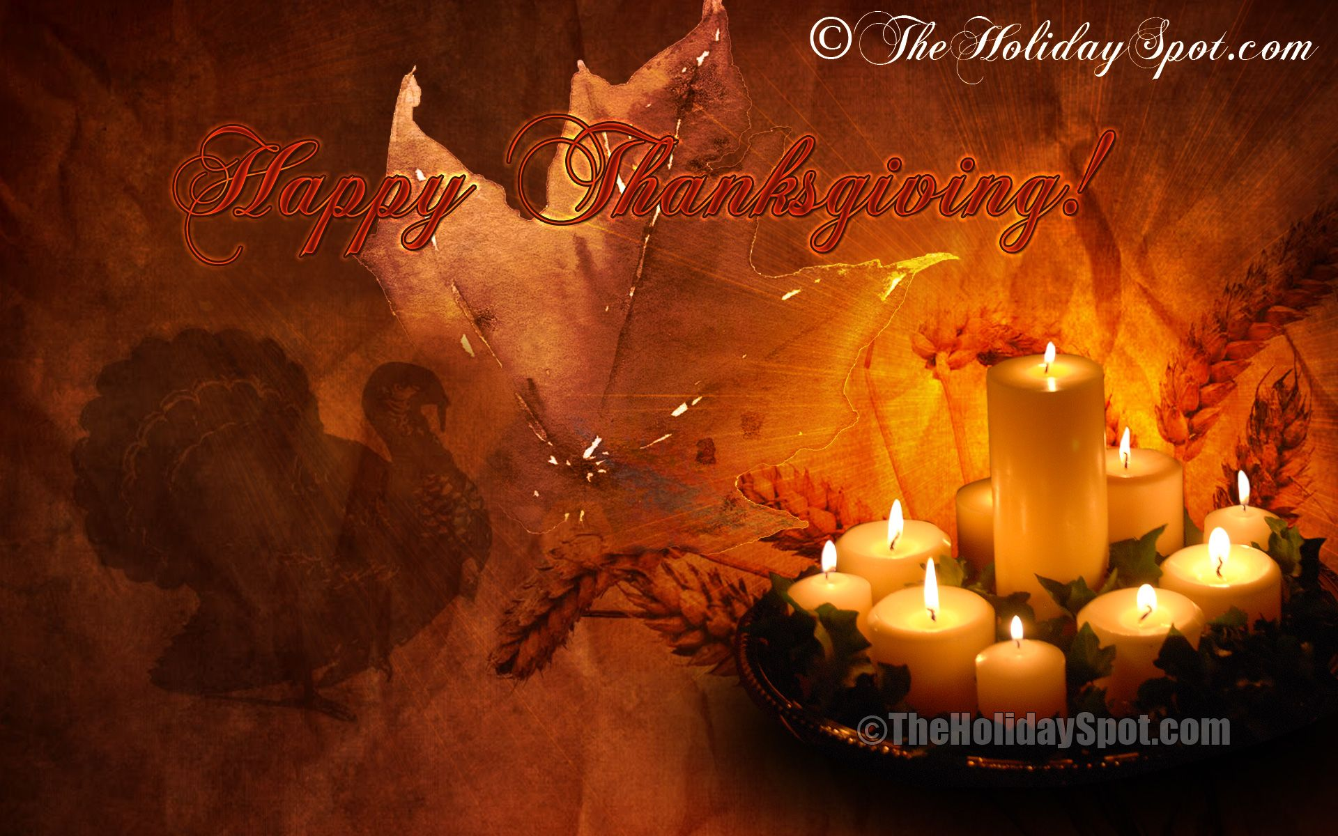 Collection of Free Thanksgiving Computer Wallpaper on HDWallpapers