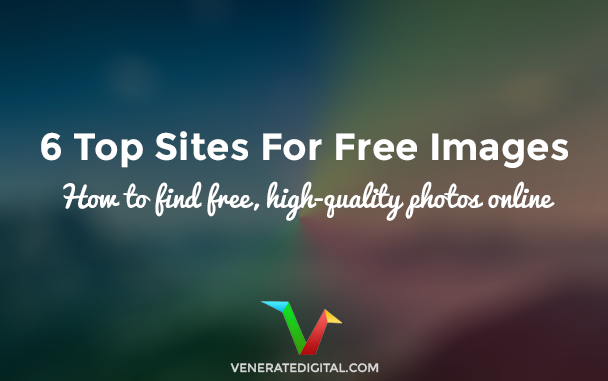 6 Top Sites For Free High Resolution Images -