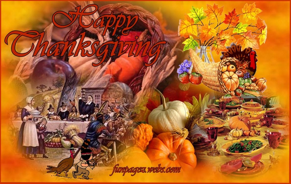 Free Desktop Wallpapers Thanksgiving Group (79+)