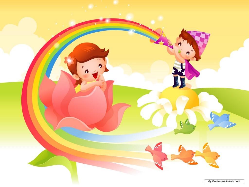 Free Kids Wallpaper