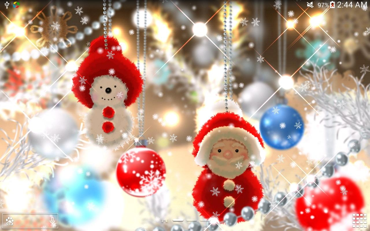 Christmas Free Live Wallpaper - Android Apps on Google Play