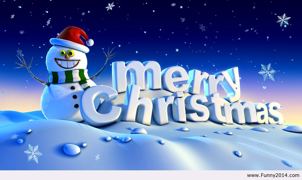 Free Merry Christmas Wallpaper Images