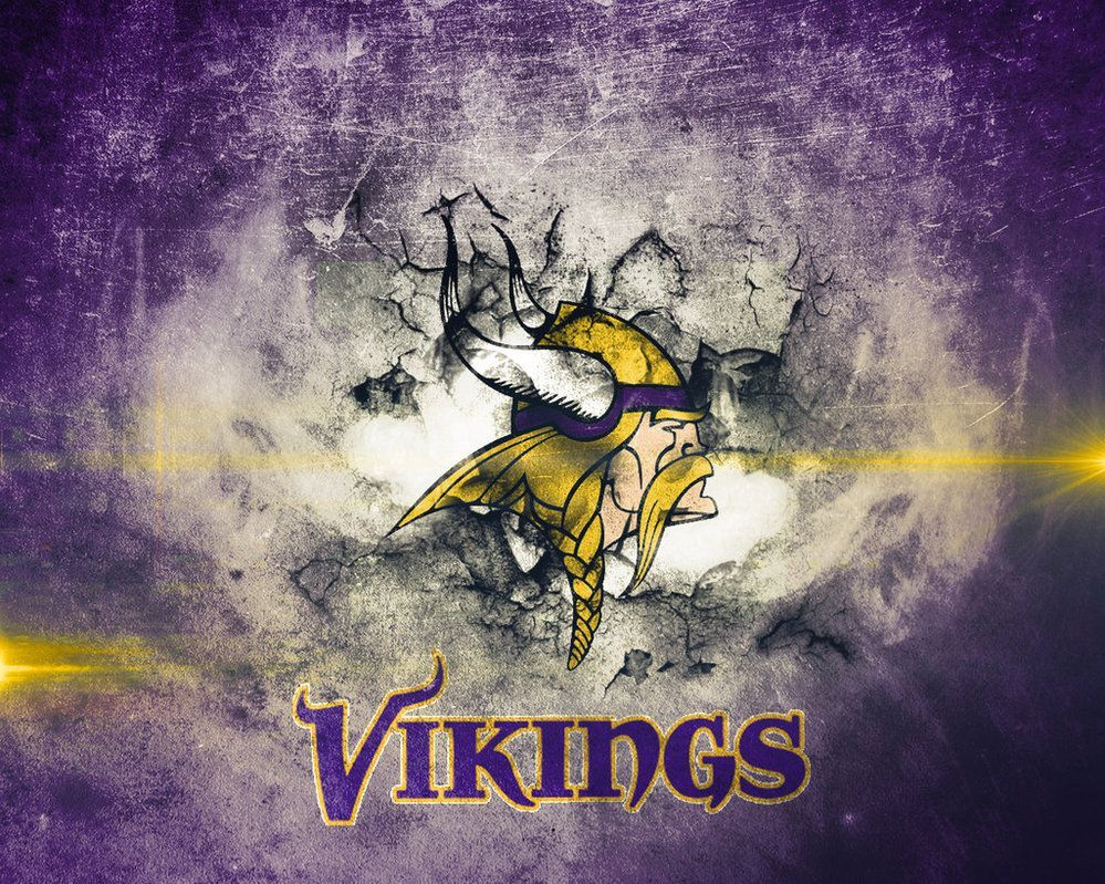 Vikings Logo Wallpaper