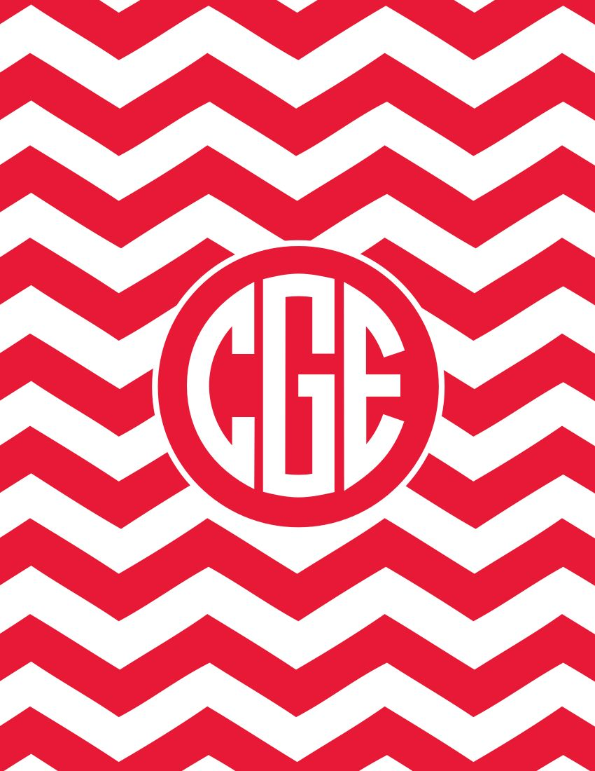Free Monogram Wallpapers Group (28+)