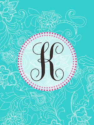 Superb 1000+ Ideas About Monogram Wallpaper On Pinterest | Vicks Vapor