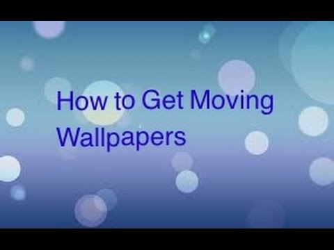 How To Get Free Moving Wallpapers iPhone, iPod, or iPad (No ... src